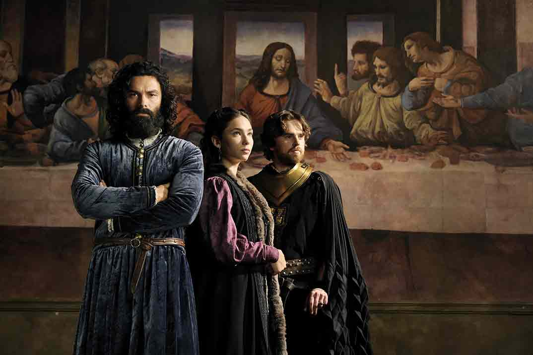 """""""Leonardo"""", la serie sobre el genio del Renacimiento – Estreno en La 1"""