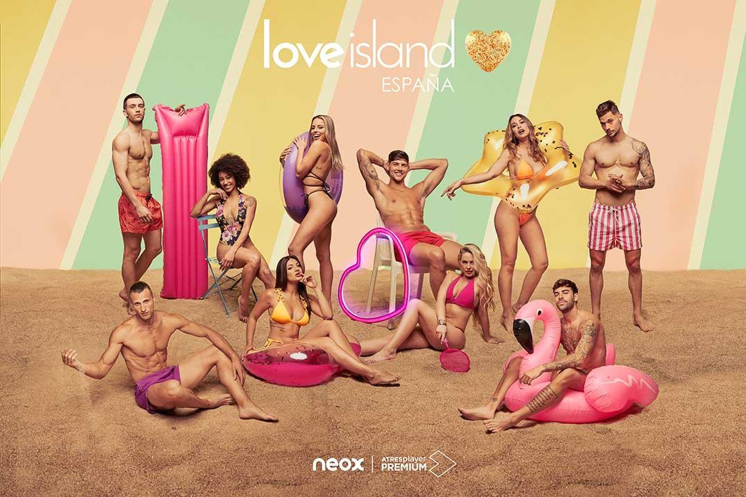Así son los 10 isleños que arrancarán la aventura de 'Love Island'