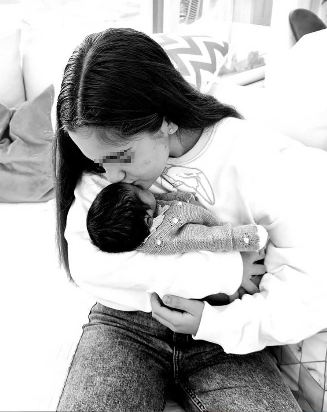 Daniella Bustamante con su hermano Miguel Jr. © Instagram