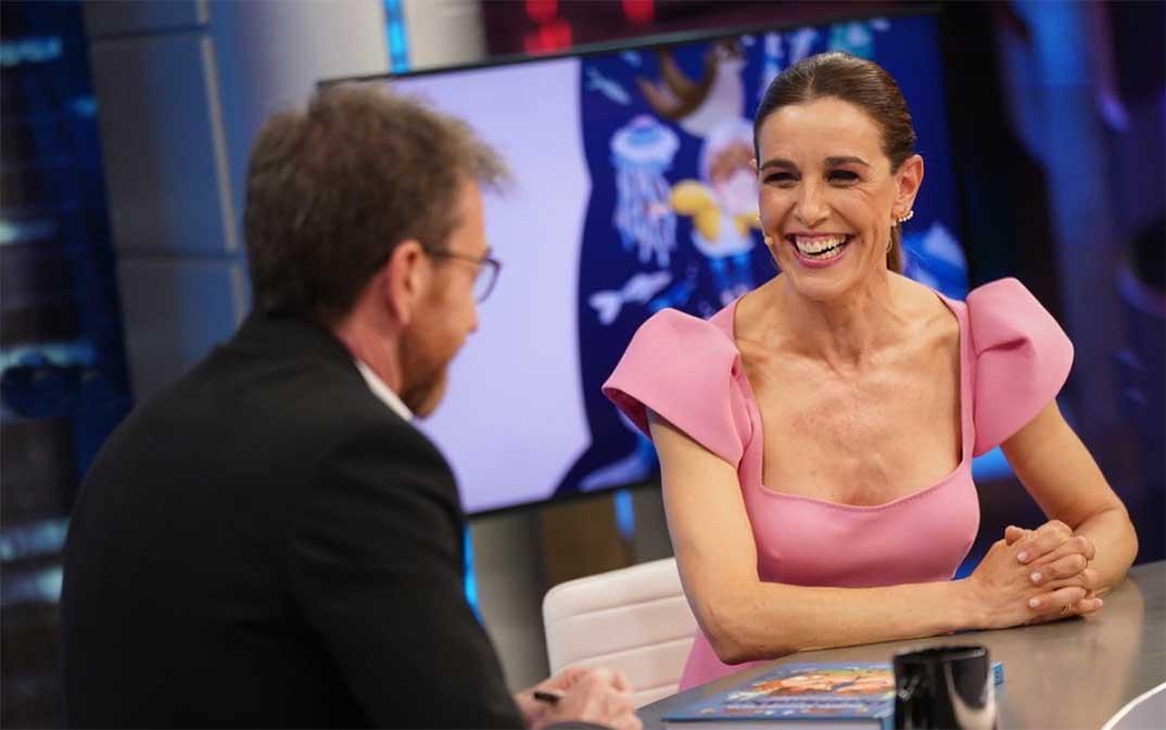 Raquel Sánchez Silva - El Hormiguero © Antena 3