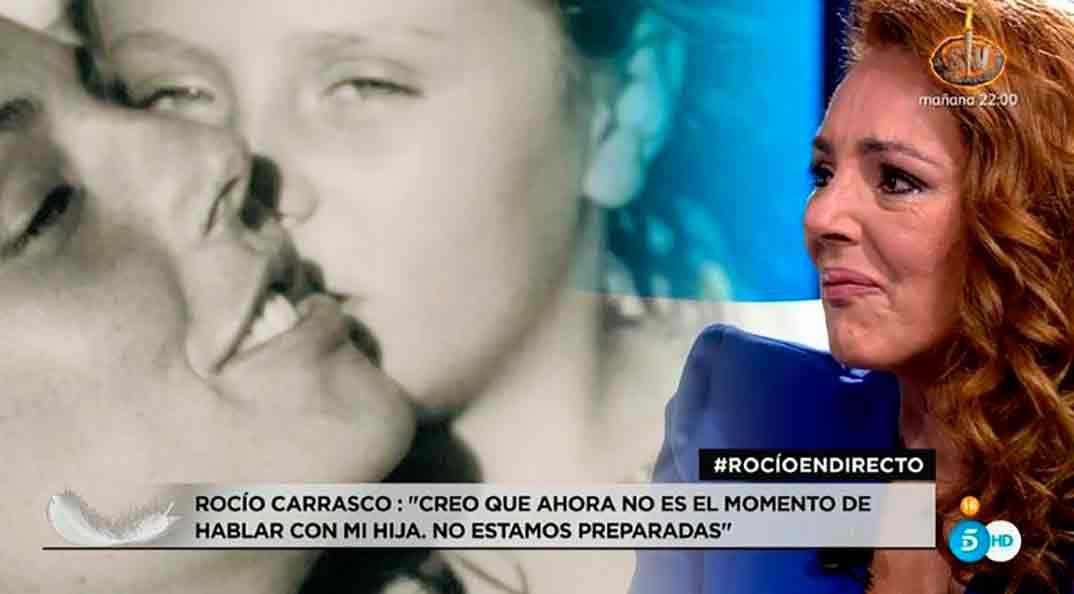 Rocío Carrasco - 'Rocío. Contar la verdad para seguir viva' © Mediaset