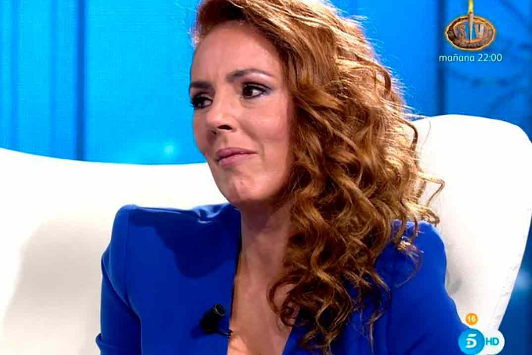 "Rocío Carrasco: ""Rocío me agrede y yo termino en un hospital"""