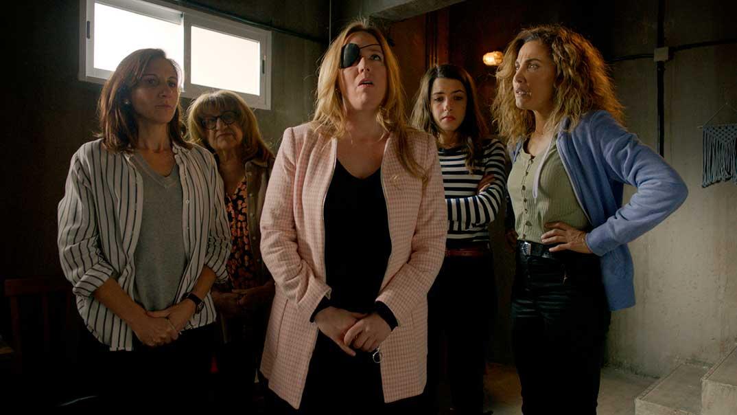 Señoras del (h)AMPA - Segunda Temporada B © Amazon Prime Video