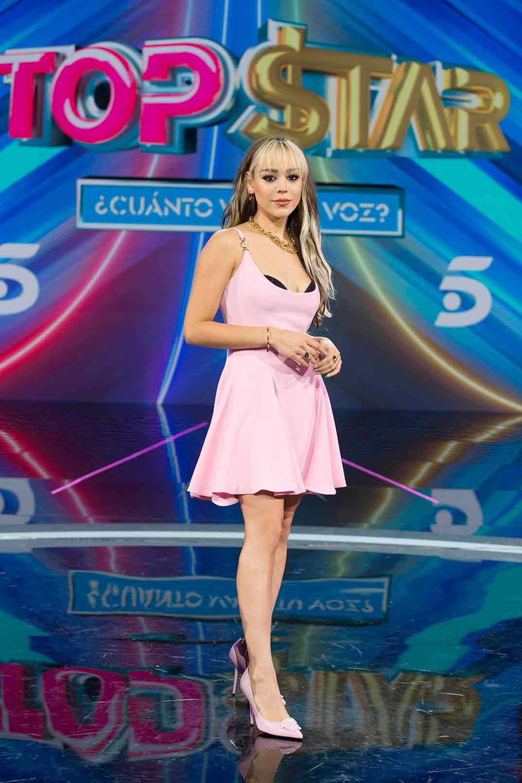 Danna Paola- Top Star © Mediaset