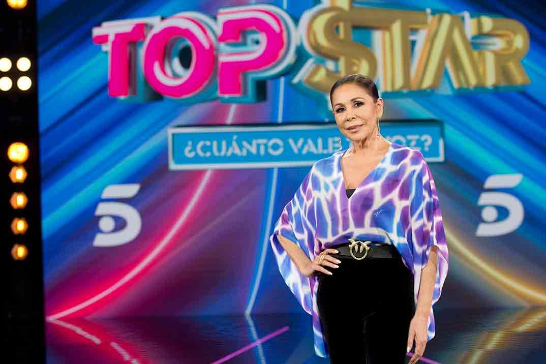 Las exigencias de Isabel Pantoja para participar en 'Top Star'