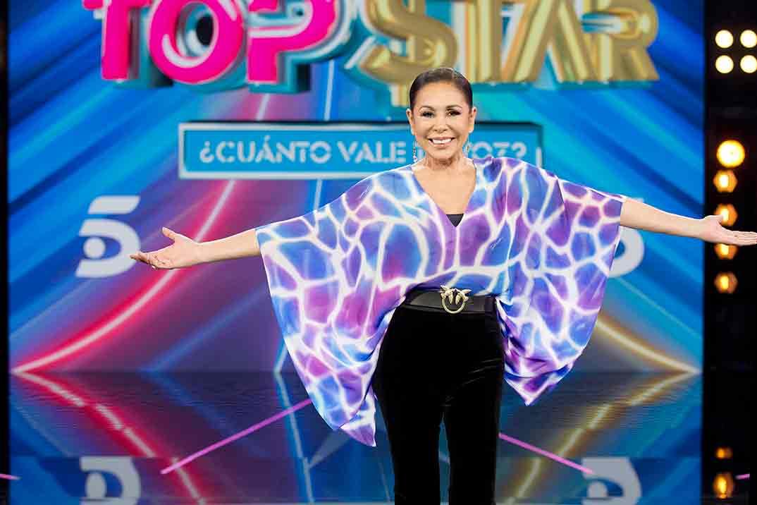 Isabel Pantoja - Top Star © Mediaset