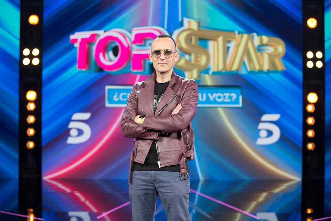 Risto Mejide - Top Star © Mediaset