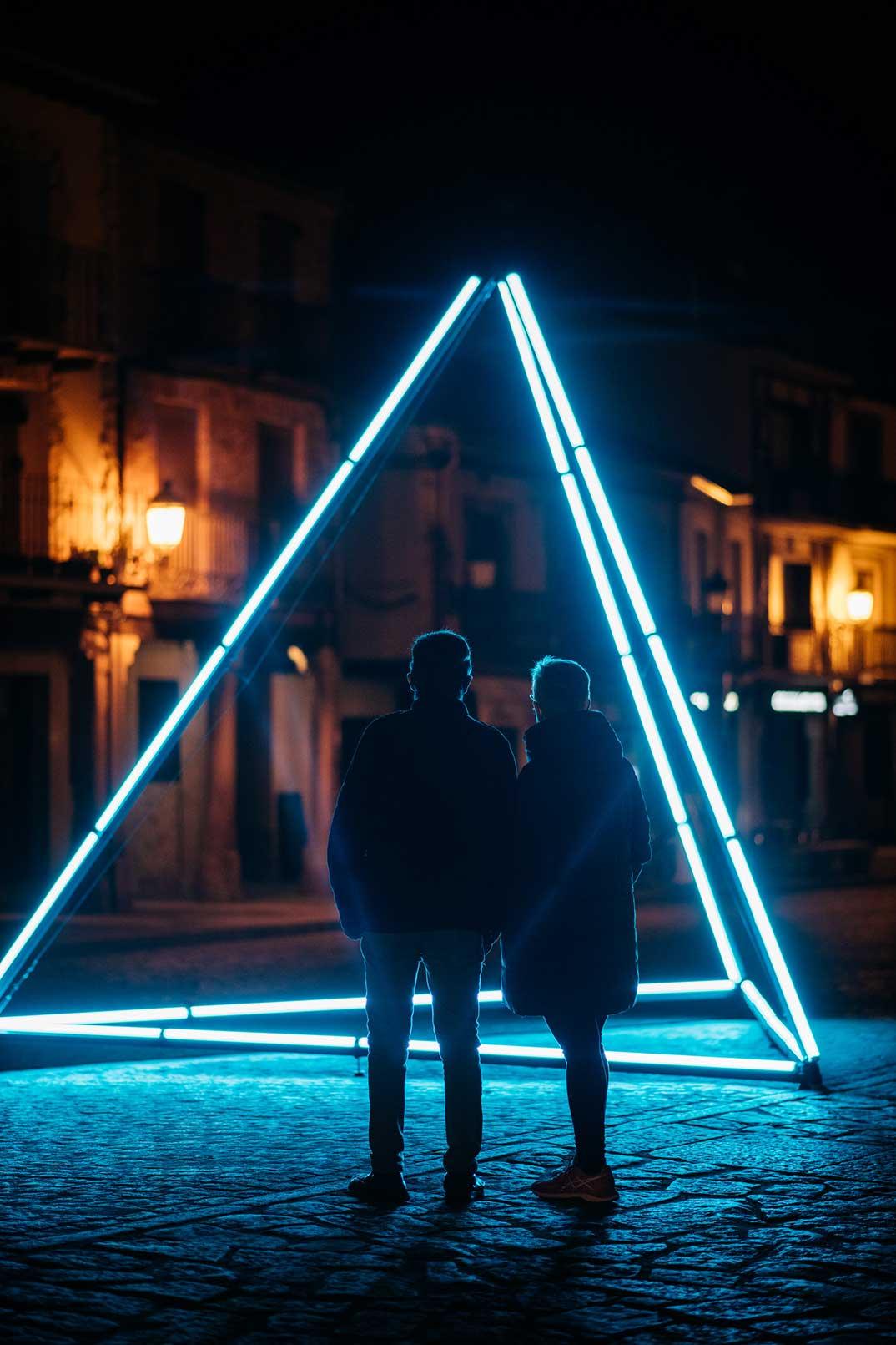 El triángulo de Sternberg © Movistar+