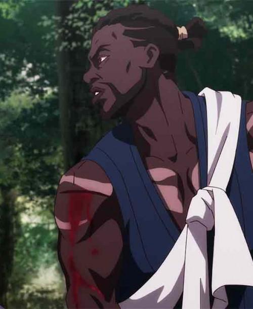 'Yasuke', el nuevo anime de Netflix