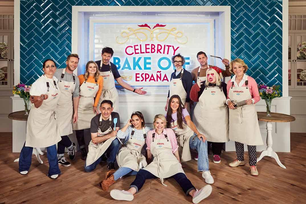 Celebrity Bake Off España © Amazon Prime Video
