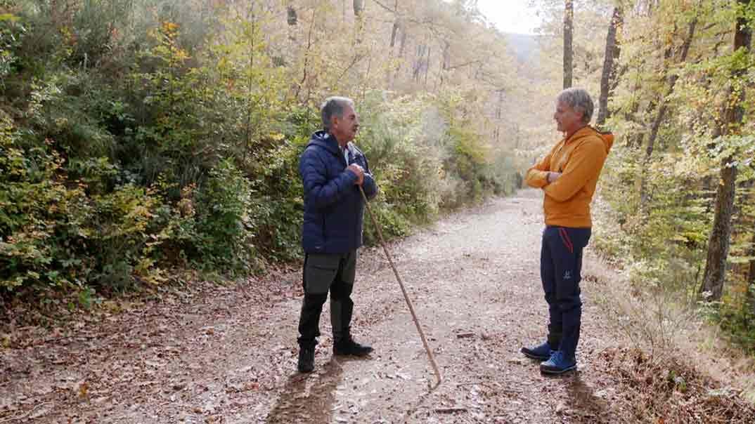 Miguel Ángel Revilla y Jesús Calleja - Planeta Calleja © Mediaset