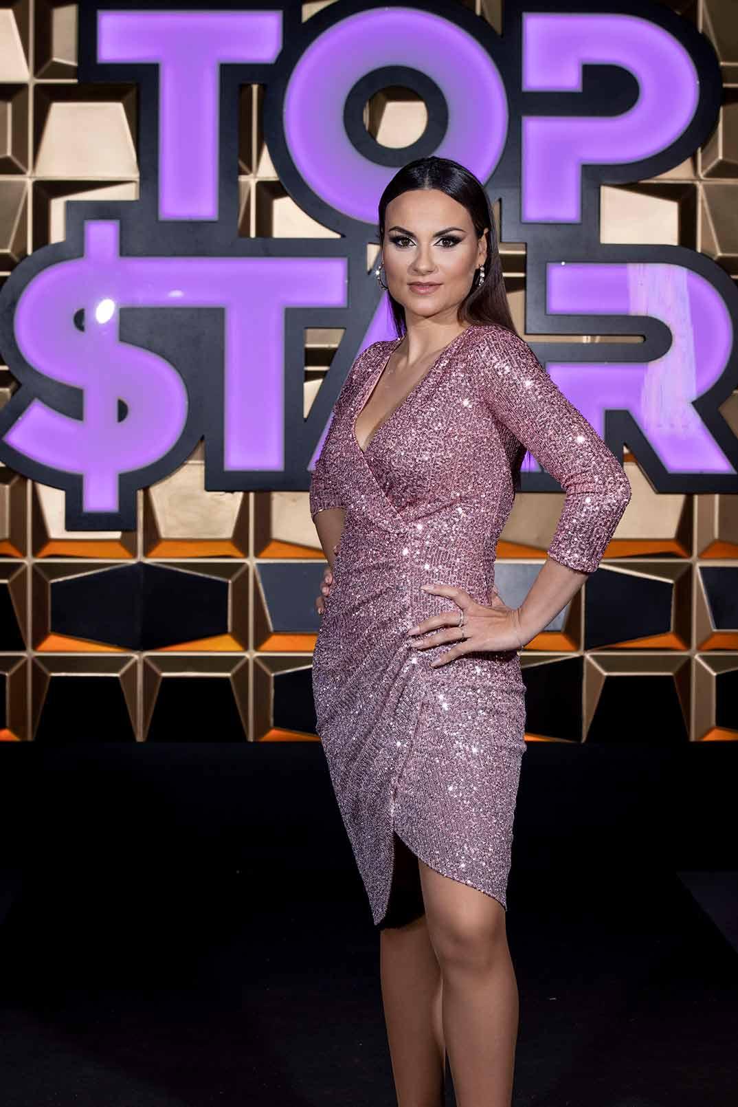 María Jesús López - Top Star © Telecinco
