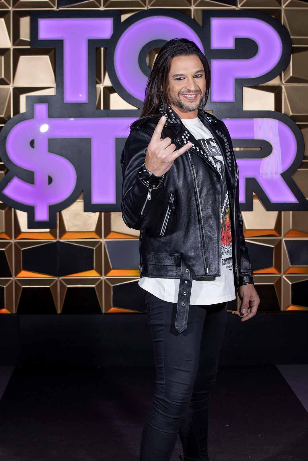 Rafa Blas - Top Star © Telecinco