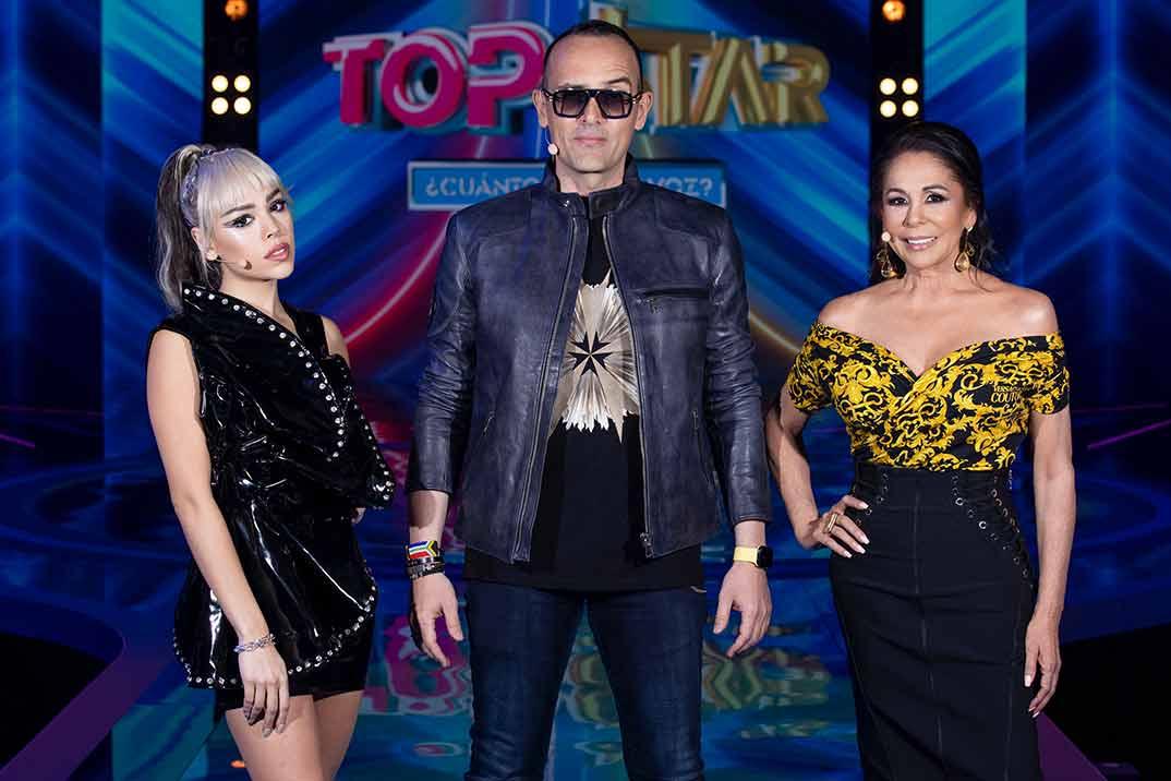 'Top Star. ¿Cuánto vale tu voz?': Ganadores de otros talent shows musicales e influencers, 'a subasta'
