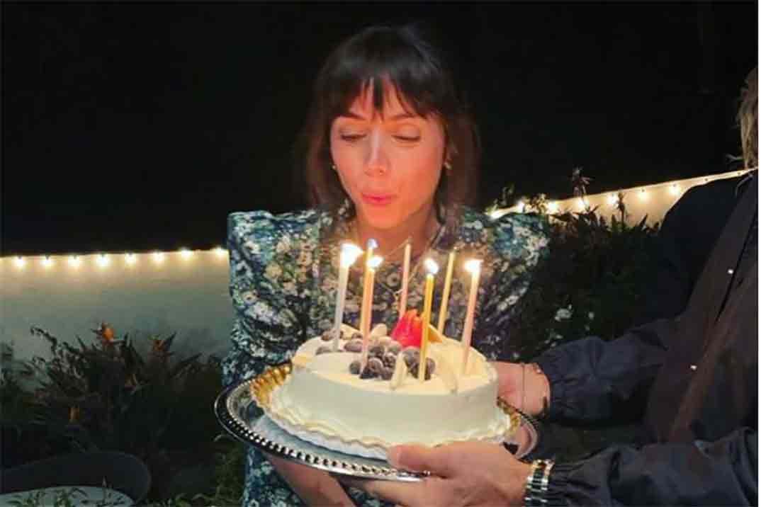 Así ha celebrado Ana de Armas su 33 cumpleaños