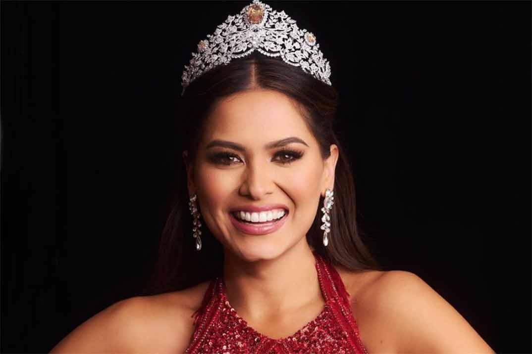 Andrea Meza, la mexicana que ha ganado Miss Universo 2021