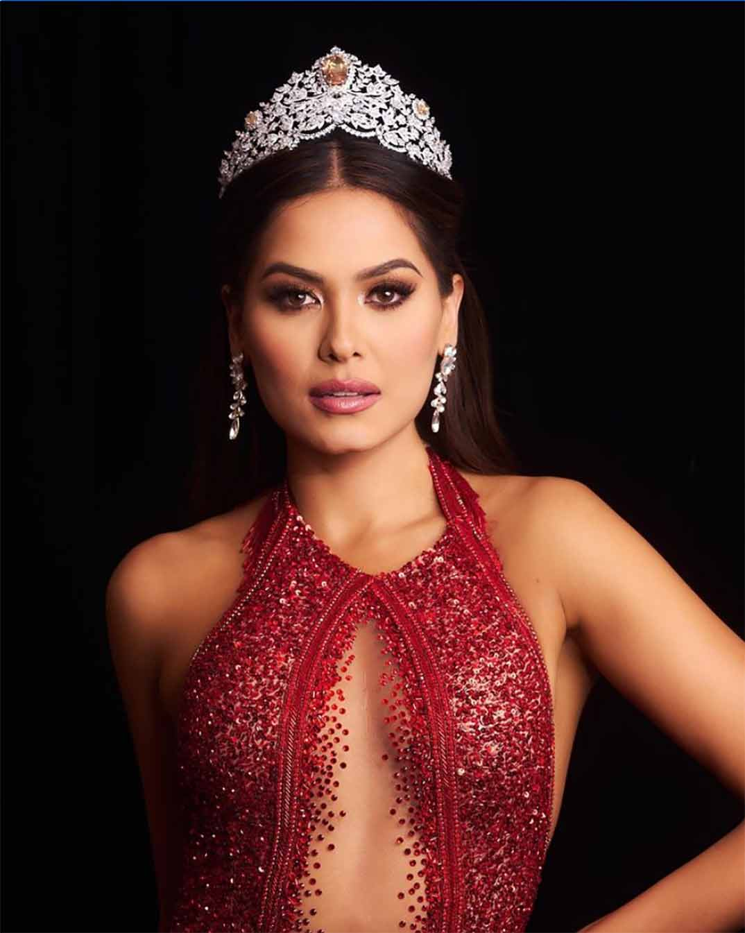 Andrea Meza - Miss Universo 2021 © Instagram/MissUniverse