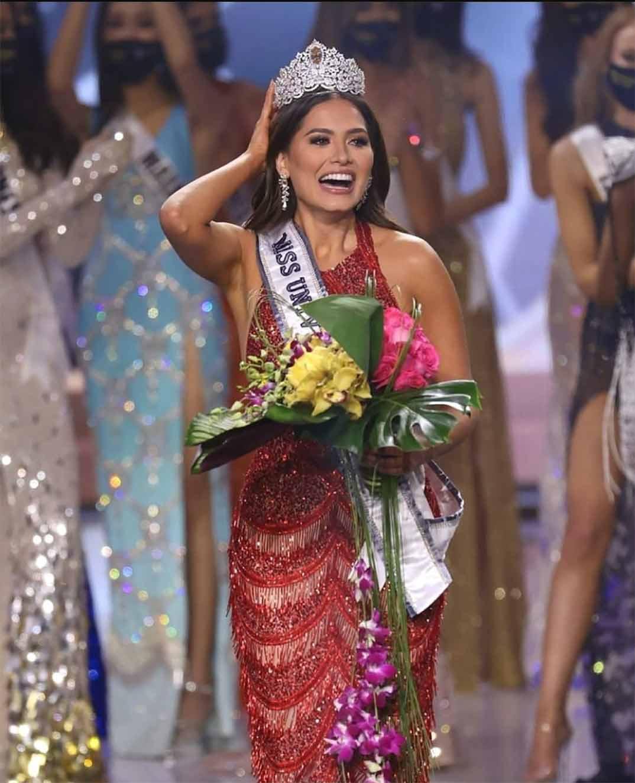 Andrea Meza - Miss Universo 2021 © Instagram