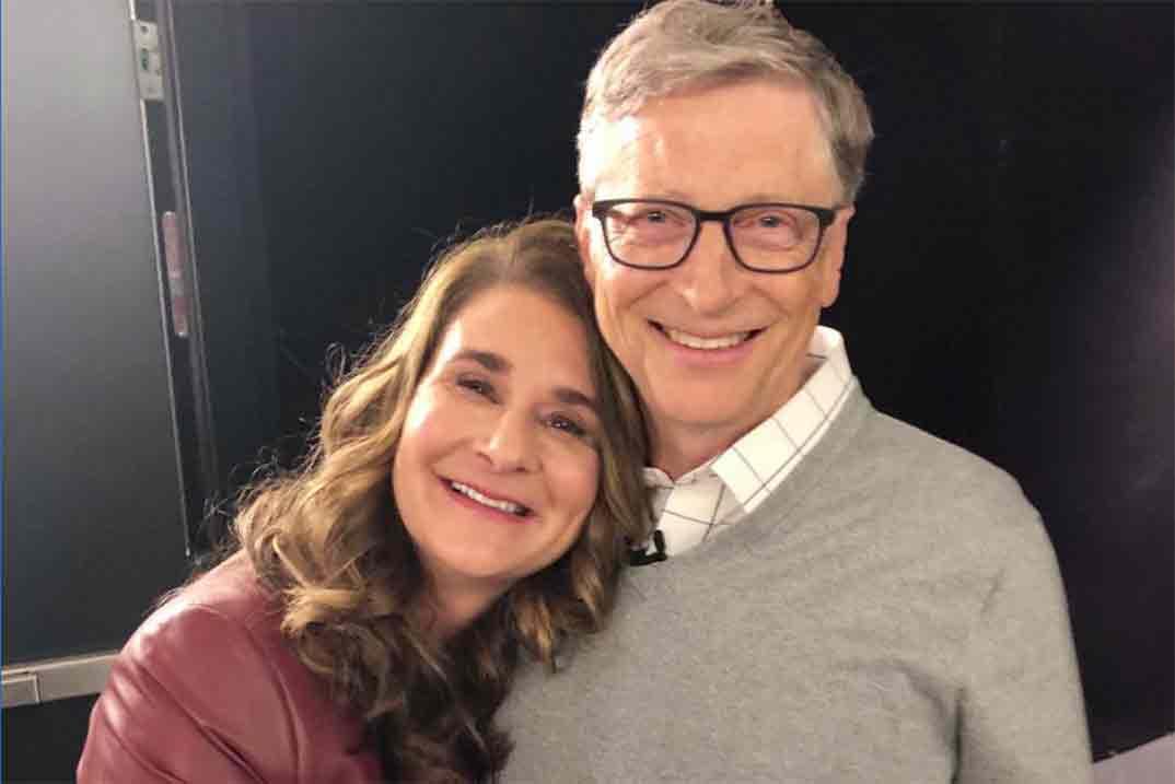 Bill Gates y Melinda se divorcian tras 27 años de matrimonio: 50.000 millones en juego