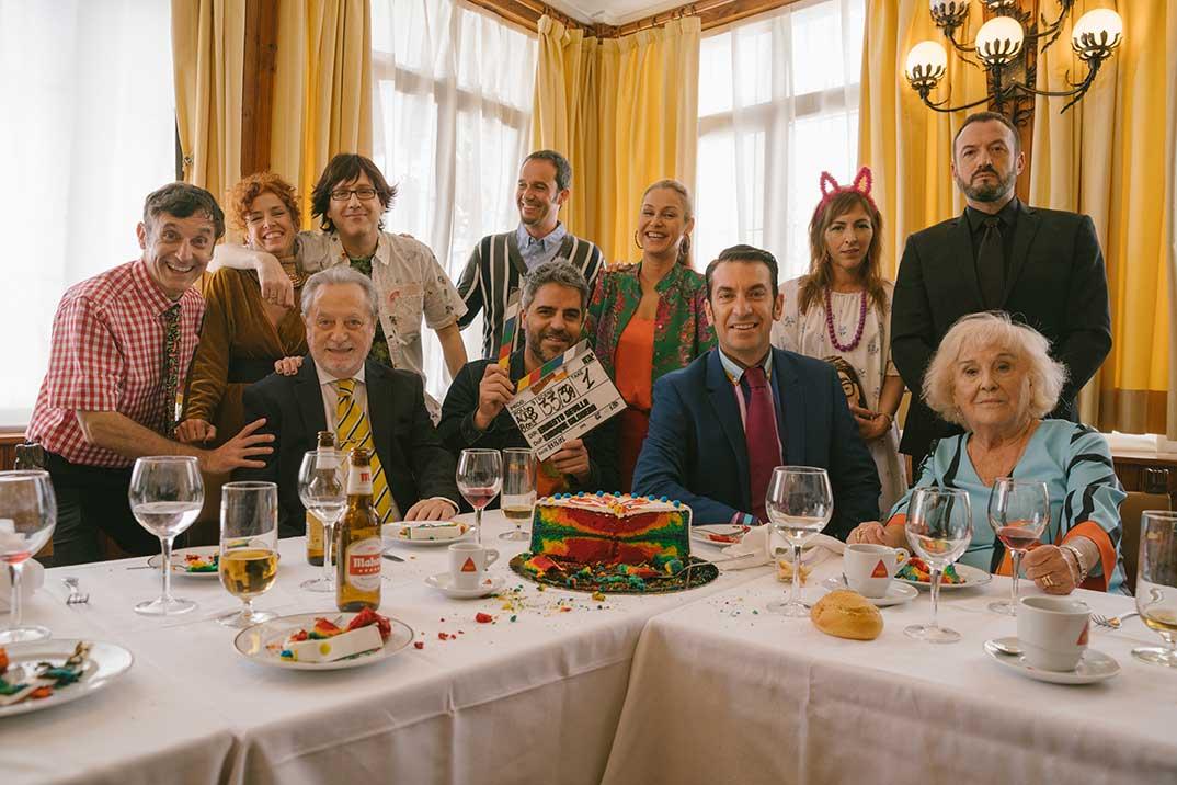 'Cámera Café, la película': Reparto original y nuevos fichajes