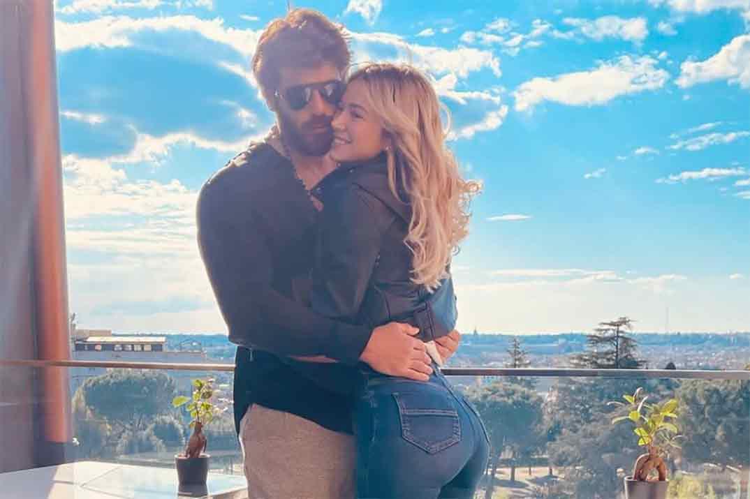 Can Yaman y Diletta Leotta, enamorados y felices, ajenos a los rumores de infidelidad