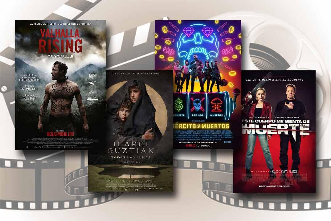 Estrenos de Cine de la Semana… 14 de Mayo 2021