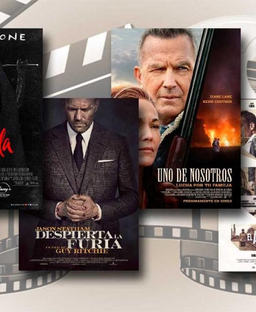 Estrenos de Cine de la Semana… 28 de Mayo 2021