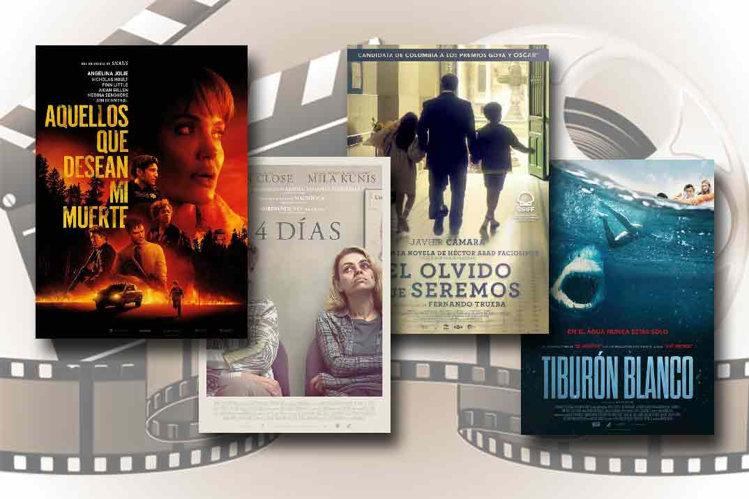 Estrenos de Cine de la Semana… 7 de Mayo 2021