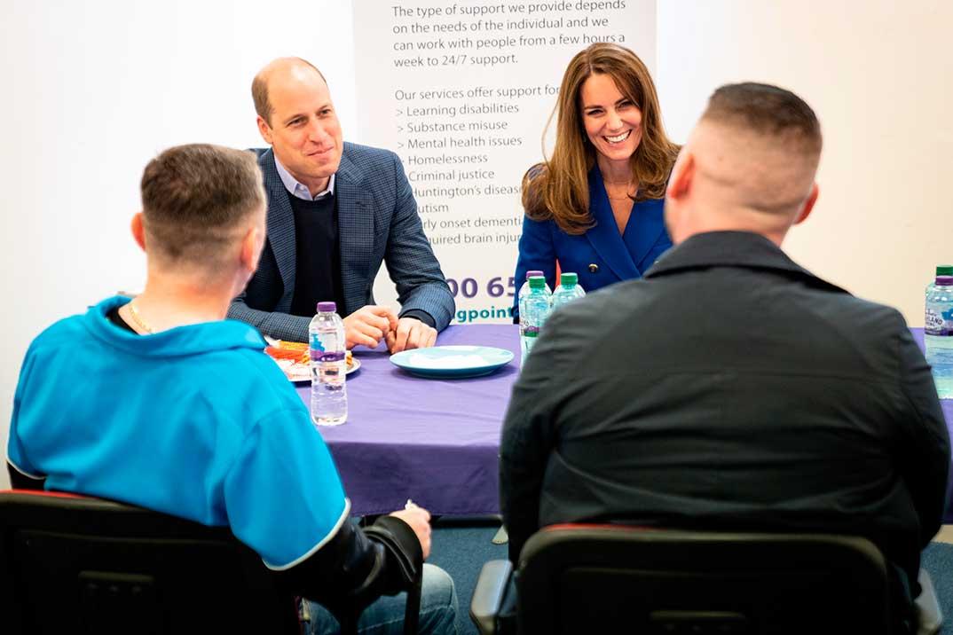 El homenaje de Kate Middleton a Lady Di con su último estilismo, firmado por Zara