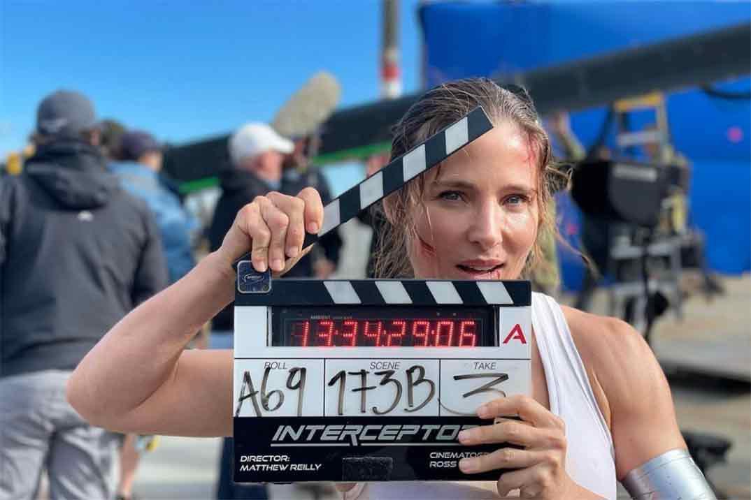 """Elsa Pataky revela su duro entrenamiento para convertirse en una actriz """"de acción"""""""