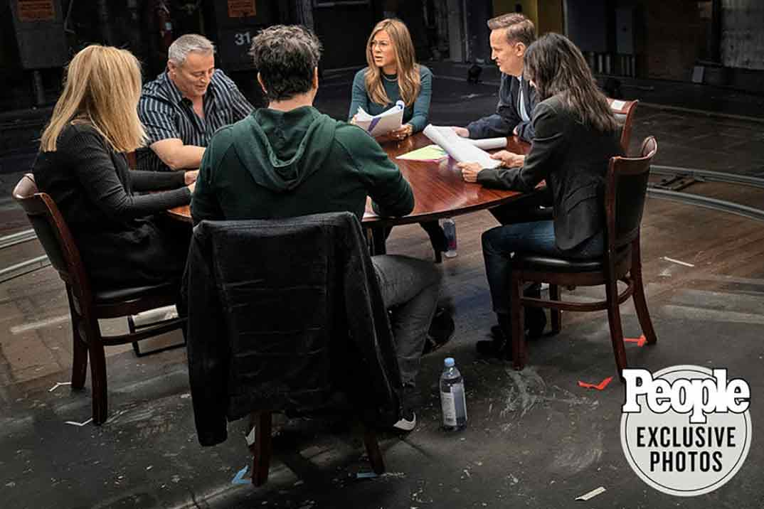 Friends Reunion © People/Hbo Max