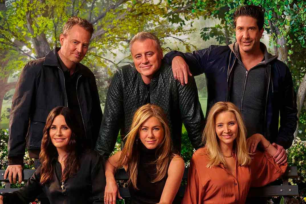 'Friends, the Reunion' – Estreno en HBO Max