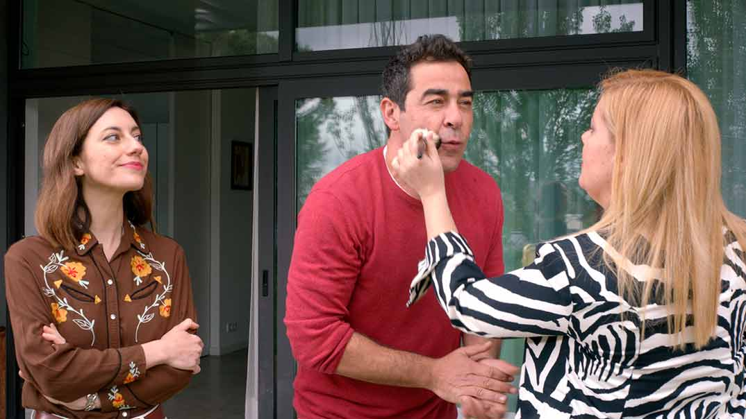 Pablo Chiapella -Fuera de serie © Mediaset