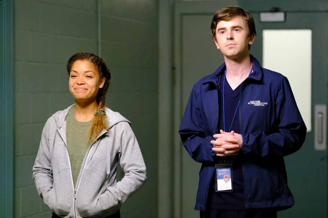 """The Good Doctor"" Temporada 4 – Capítulo 19: Venga"