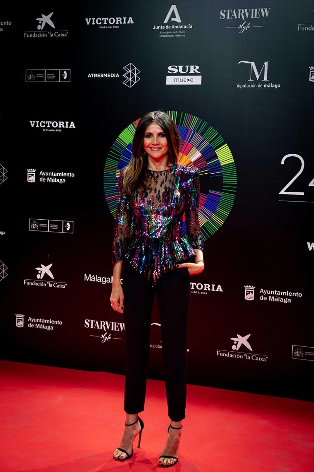 Goya Toledo © Festival de Cine de Málaga 2021