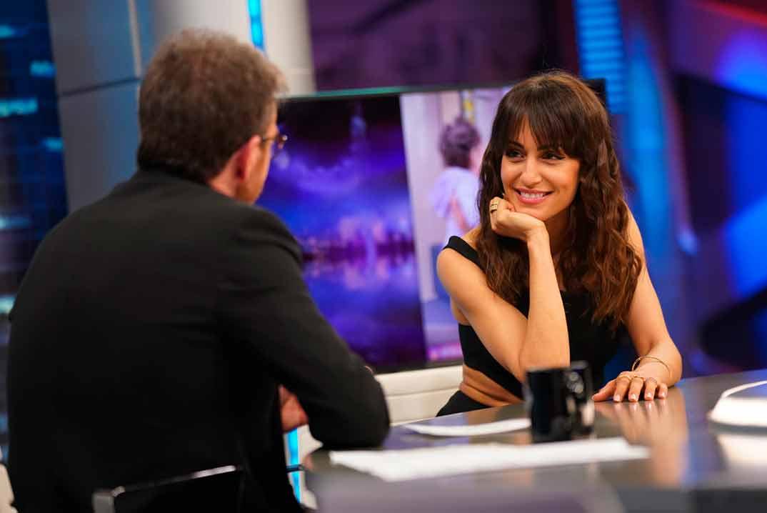 Hiba Abouk - El Hormiguero © Antena 3