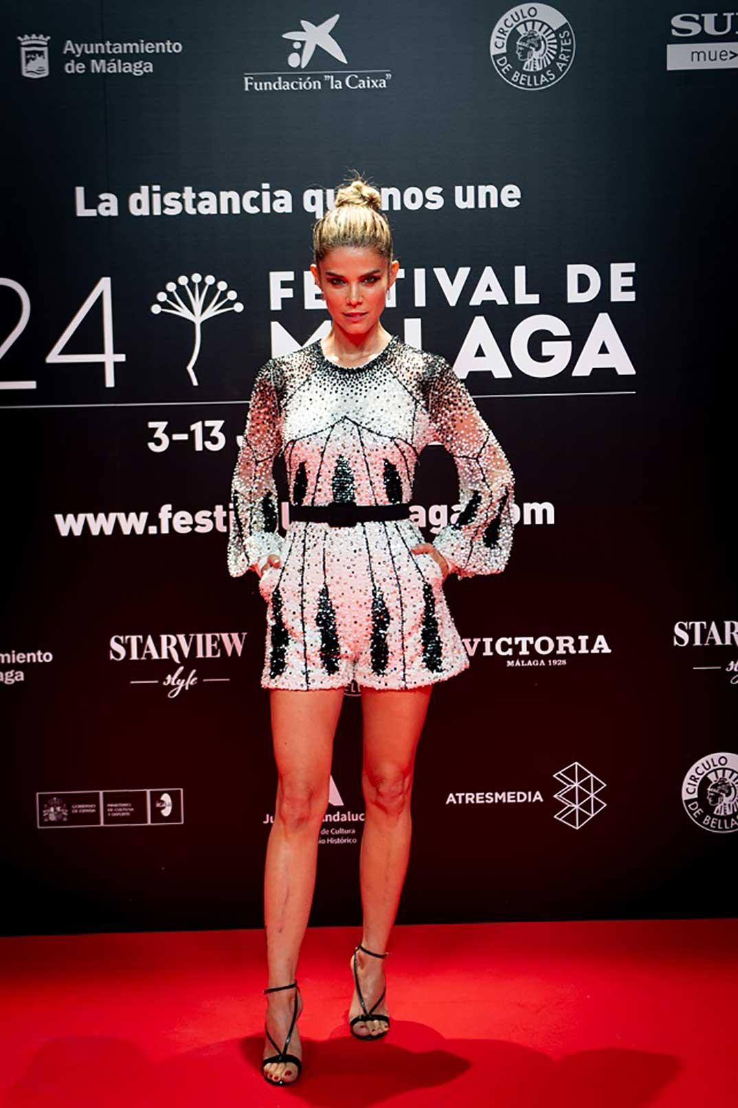 Juana Acosta © Festival de Cine de Málaga 2021