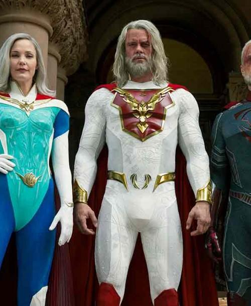'Jupiter's Legacy', la nueva serie de superhéroes de Netflix
