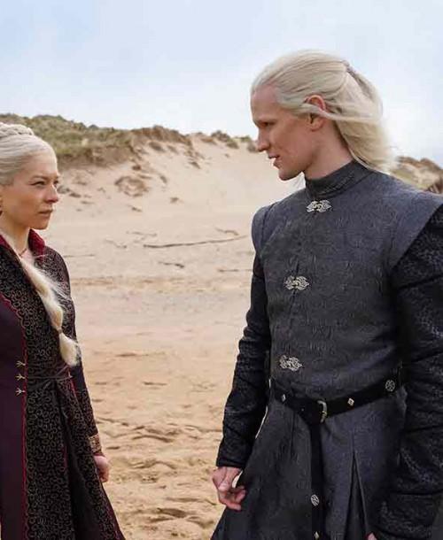 'La casa del dragón' – Primeras imágenes de la esperada precuela de 'Juego de Tronos'