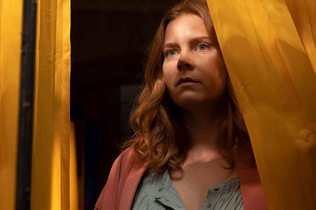 'La mujer en la ventana', protagonizada por Amy Adams, estreno en Netflix
