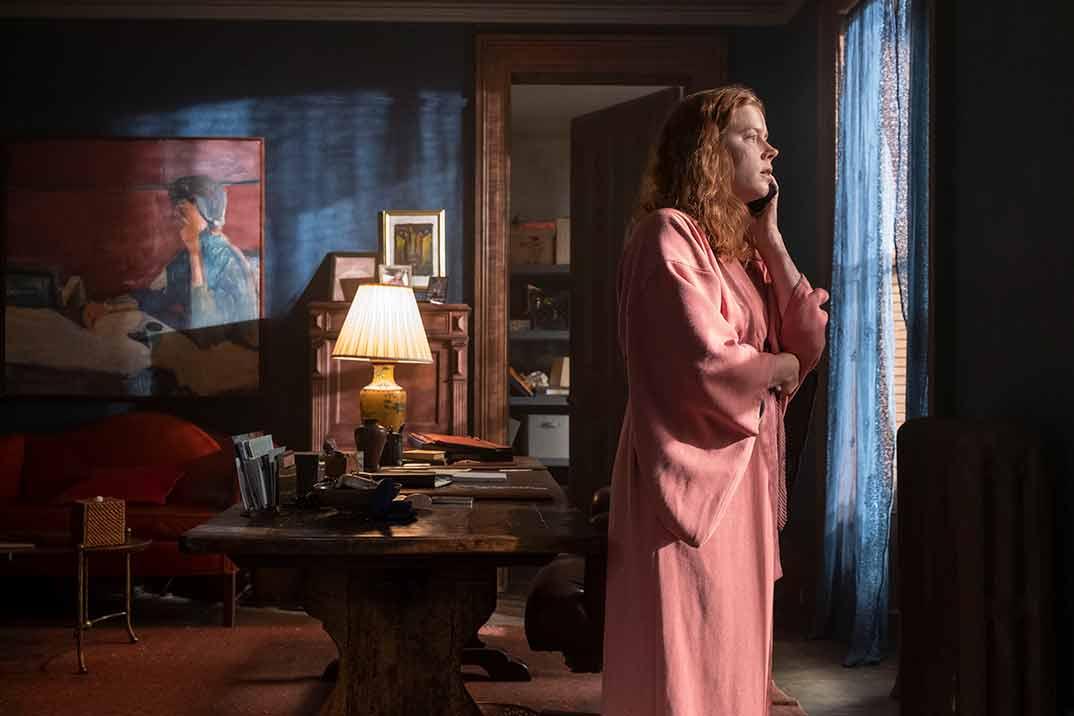 Amy Adams - La mujer en la ventana © Netflix
