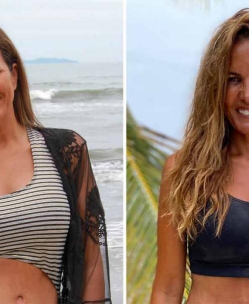 El impresionante cambio físico de Marta López tras su paso por 'Supervivientes'