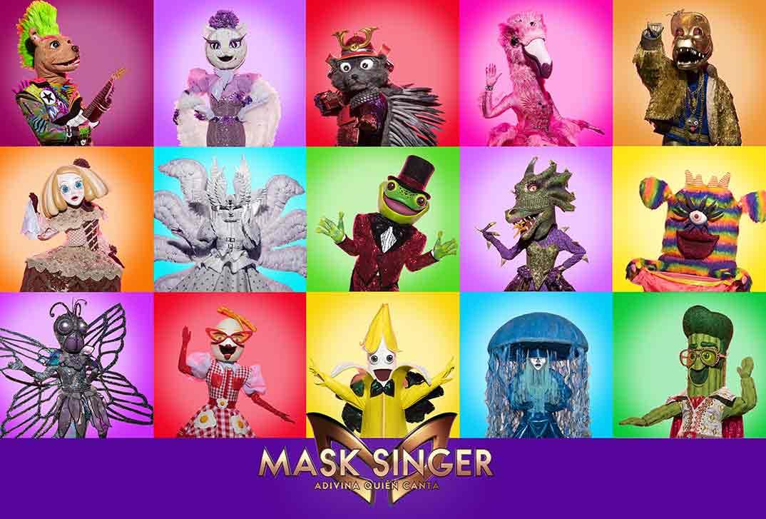 Mask Singer © Antena 3