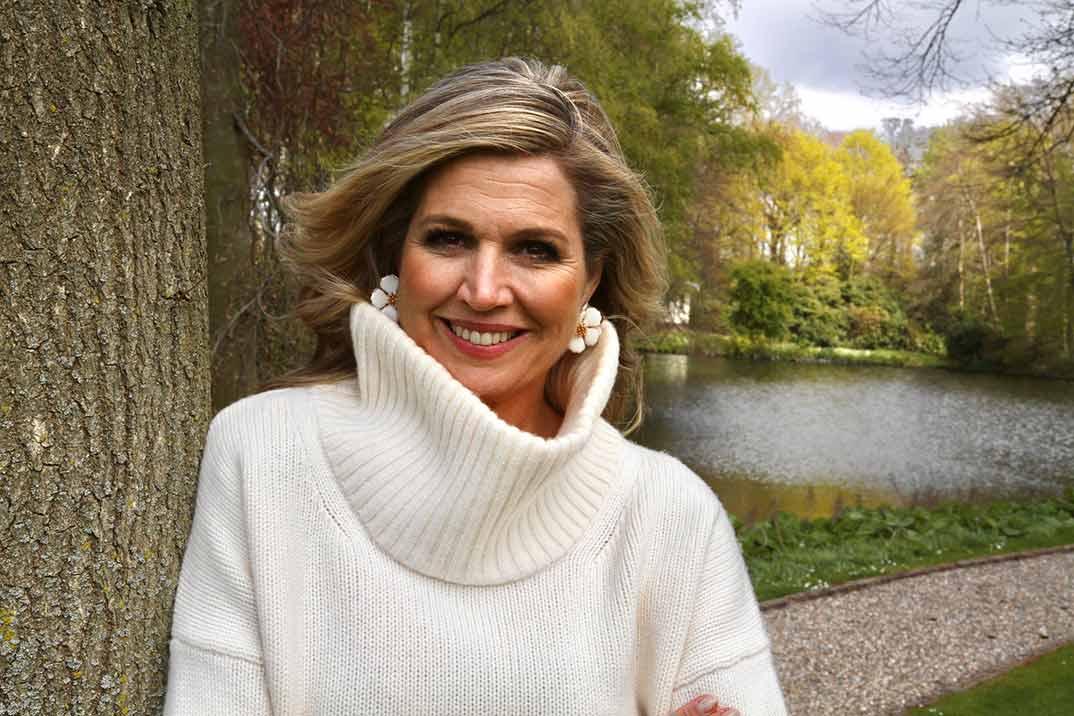 Las nuevas fotos de Máxima de Holanda en su 50 cumpleaños, tomadas por el rey Guillermo