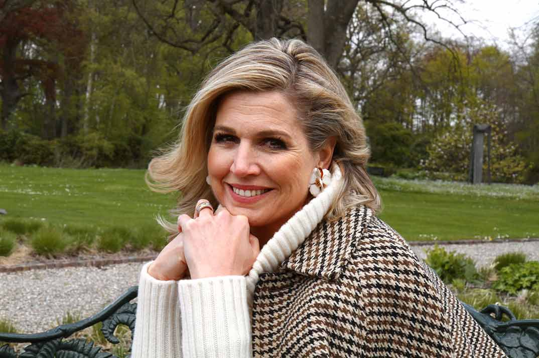 Reina Máxima de Holanda @Instagram/koninklijkhuis