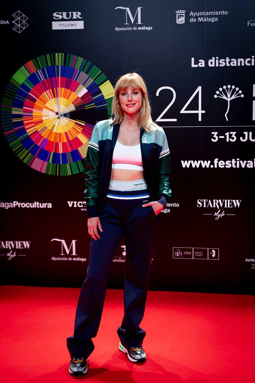 Natalia de Molina © Festival de Cine de Málaga 2021