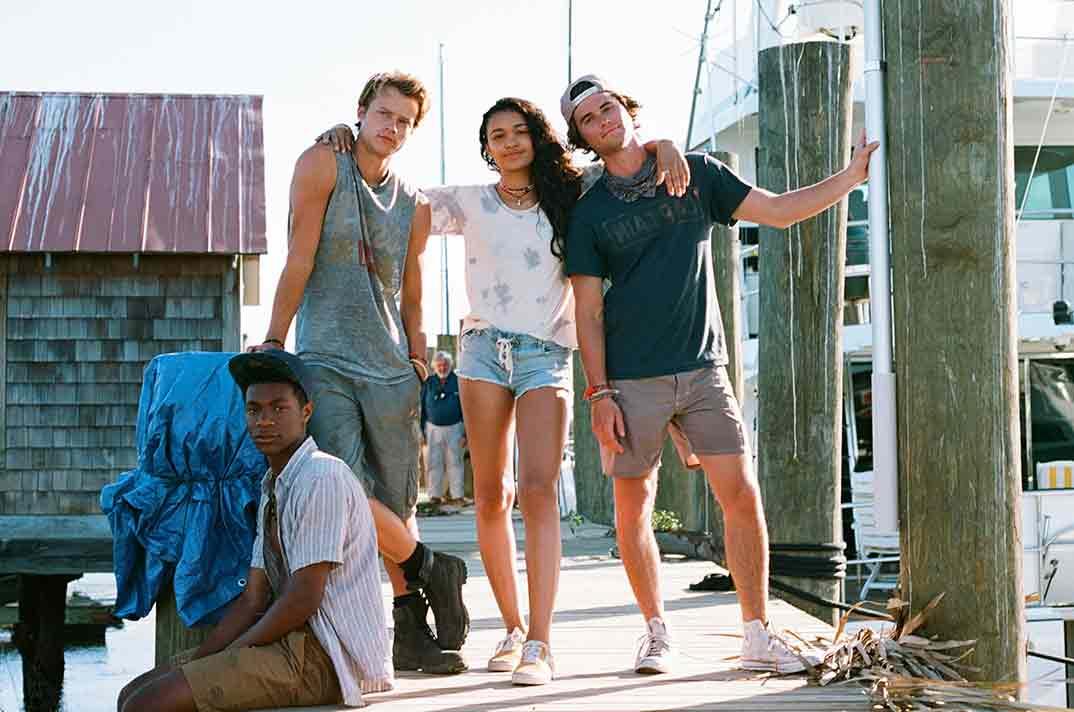 Outer Banks © Netflix