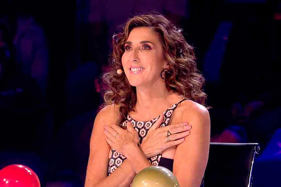 """Paz Padilla habla de su despido de 'Got Talent': """"Hay que aprender"""""""