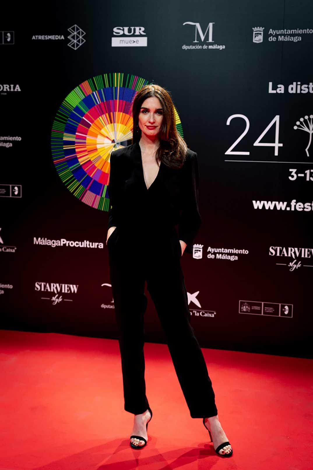 Paz Vega © Festival de Cine de Málaga 2021
