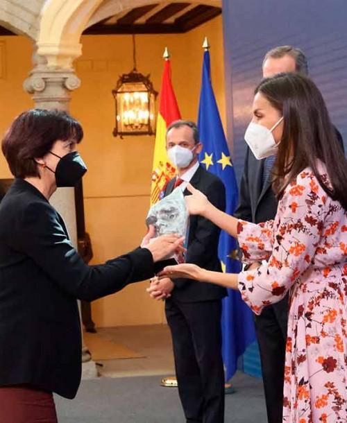 Los Reyes entregan los Premios Nacionales de Investigación 2020